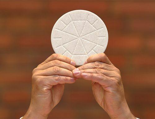 The Eucharist – Podcast